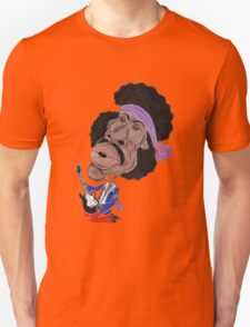 Classic Rock 60's Funny Caricature T-Shirt
