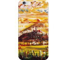 Le Puy-en-velay iPhone Case/Skin
