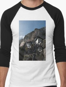 Amalfi Cliffs Men's Baseball ¾ T-Shirt