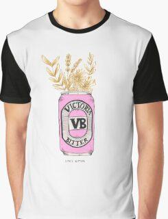Victoria Bitter Graphic T-Shirt
