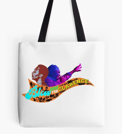 Blow One for Clarence - Pt 2 Tote Bag
