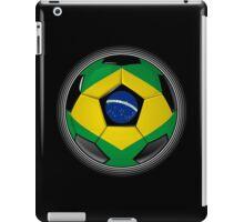 Brazil - Brazilian Flag - Football or Soccer iPad Case/Skin