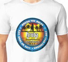 Office Off...Go To Aruba Unisex T-Shirt