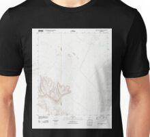 USGS TOPO Map Arizona AZ Aguila Mountains NE 20111108 TM Unisex T-Shirt