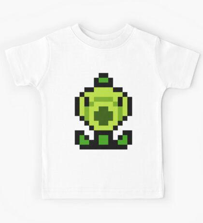 Pixel Peashooter Kids Tee