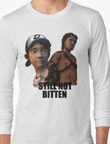 Still Not Bitten Long Sleeve T-Shirt