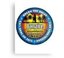 Summer Style Bonaire Metal Print