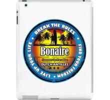 Summer Style Bonaire iPad Case/Skin