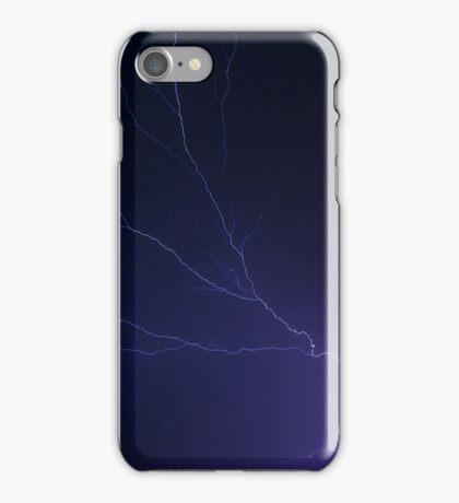 Night Lightning iPhone Case/Skin