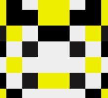 Pixel Hercules Sticker