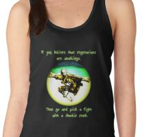 Busting a Myth Women's Tank Top