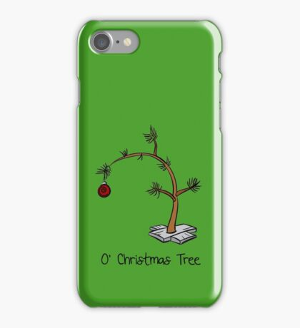 O Christmas Tree iPhone Case/Skin