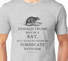 Donald Trump May Be A Rat Unisex T-Shirt