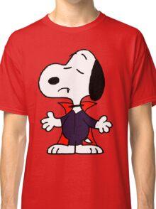 snoopy dracula Classic T-Shirt