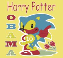 Harry Potter Obama Sonic Kids Clothes