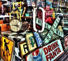 Old Signs by Leonie Morris