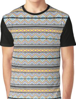 CMYK Pattern  Graphic T-Shirt