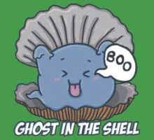 ghost in the shell - kids shirt - meme One Piece - Short Sleeve