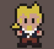 Pixel Guybrush Threepwood One Piece - Short Sleeve