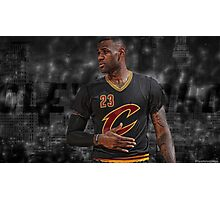 LeBron James - Cleveland's Prodigal Son Photographic Print