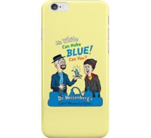 Mr. White Can Make Blue! iPhone Case/Skin