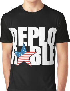 deplorable Graphic T-Shirt