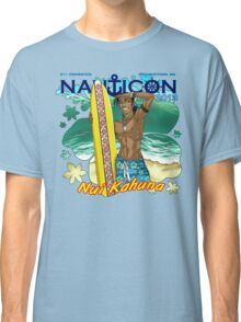 Nauticon 2013 - Nui Kahuna [with DATE & LOCATION] Classic T-Shirt