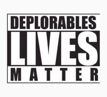deplorable Kids Tee