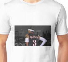 Allen Iverson - Philadelphia's Answer Unisex T-Shirt