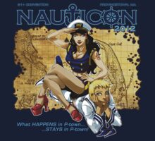 Nauticon 2012 - The Voyage Begins! [with DATE & PLACE] by Nauticon-Store