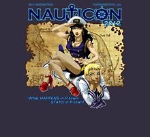 Nauticon 2012 - The Voyage Begins! [with DATE & PLACE] Unisex T-Shirt