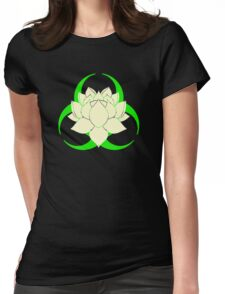 The Zen Of Zombie Womens Fitted T-Shirt