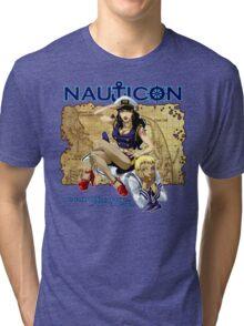 Nauticon 2012 - The Voyage Begins! Tri-blend T-Shirt