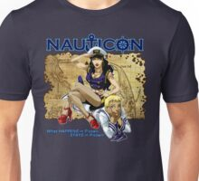 Nauticon 2012 - The Voyage Begins! Unisex T-Shirt