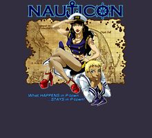 Nauticon 2012 - The Voyage Begins! Unisex T-Shirt