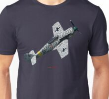 Plane & Simple - Focke Wulf 190 replica VH-FWB  Unisex T-Shirt