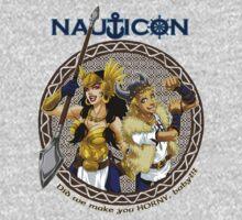 Nauticon 2014 - Did we make you HORNY, baby?!? T-Shirt