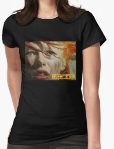 Leeloo Multipass Womens Fitted T-Shirt