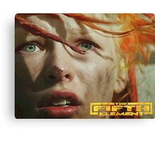 Leeloo Multipass Canvas Print