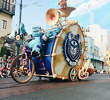 Monsters inc  by Disneyland1901