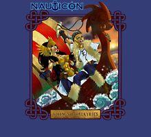 Nauticon 2014 - VIKINGS & VALKYRIES Unisex T-Shirt