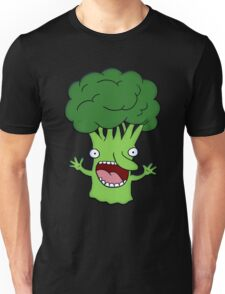 Funny broccoli design for vegetarians Unisex T-Shirt