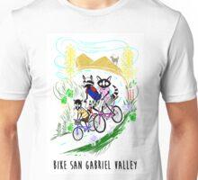 Bike San Gabriel Valley  Unisex T-Shirt