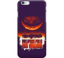 Gallifrey Falls No More (Gradient) iPhone Case/Skin
