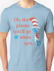 Dr. Seuss Men's the Cat in the Hat for President 2016 Unisex T-Shirt