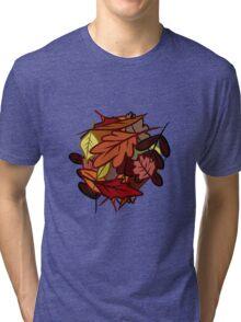 Fall Foliage Tri-blend T-Shirt