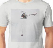 Yoyo Helicopter,Avalon Airshow,Australia 2015 Unisex T-Shirt