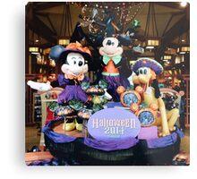 Disneyland Halloween 2014 Metal Print