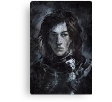 Right hand of darkness Canvas Print
