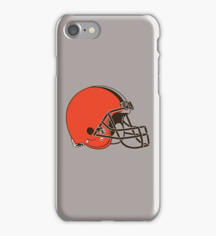 rugby helm iPhone Case/Skin